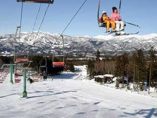 郡上高原スキー場の写真
