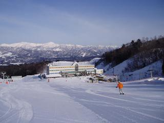 ホワイトピアたかすスキー場の写真