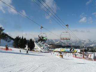 鷲ヶ岳スキー場の写真