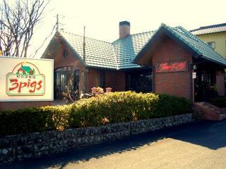 町の洋食屋 3Pigsの写真