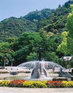 岐阜公園の写真