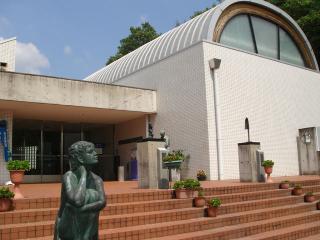 瑞浪市市之瀬廣太記念美術館の写真