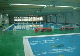 八百津町 B&G温水プールの写真