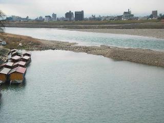 長良川湊跡の写真