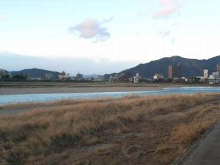 賀嶋鴎歩邸跡の写真