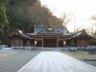 岐阜護國神社の写真