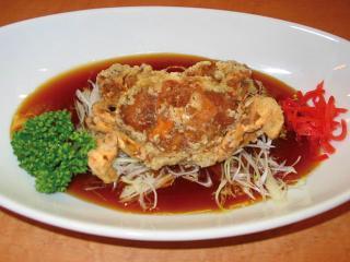 中国麺菜茶館 龍鳳_ソフトシェル…1,320円