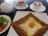 ガレット専門店 cafe apres-midiカジュアルランチ_写真