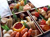 割烹 富士のおせち料理に関する写真
