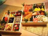 旬彩和心 棗 のおせち料理に関する写真