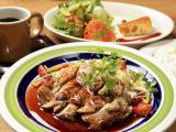 kicori cafe_食することは旅することだ 世界のランチ特集用写真1