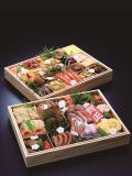 日本料理 たくあん・丸徳のおせち料理に関する写真