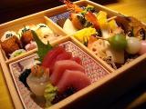 天ぷら 旨いもん 徳や_お花は満開! お腹は満腹! お弁当特集用写真1