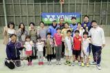 岐阜インターナショナルテニスクラブ_あなたのチャレンジを応援! スクール特集用写真1