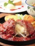 ハンバーグのお店 ダゼリオ_ガッツリ食べたい! スタミナ料理特集用写真1