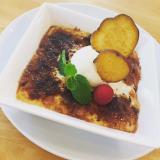 CHUBBY cafe dessert_ほっと感じる小さなしあわせ ティータイム特集用写真1