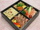 鉄板厨房 石やま_お花は満開 お腹は満腹!春のお弁当特集用写真1