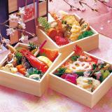 会席のふる川_お花は満開 お腹は満腹! 春のお弁当・テイクアウト特集用写真1