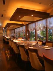 鉄板フレンチ キャトル・セゾン MORI|楽しくて美味な宴会