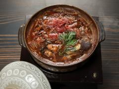 酒肆肴処 やまなみ_名物くるみ鍋(大)…1,650円