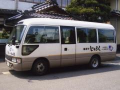 送迎バス 各種宴会など幹事さんが楽々なのが送迎サービス。バスも完備されているのでお酒を飲んでも安心。...