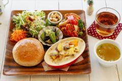 Cafe ZU-ZU|健康志向のお店