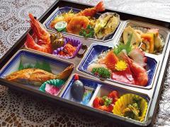 魚のいち幸|お花は満開! お腹は満腹! お弁当特集