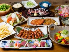 和食・洋食ダイニング 楽|岐阜の宴会!忘年会・新年会特集