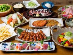 和食・洋食ダイニング楽_夏の宴会・納涼祭特集_写真