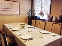 フランス料理 ラパンアジル_岐阜のおもてなし空間 接待・会食特集_写真