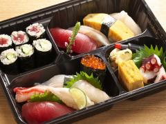 寿司 たなか_コロナに負けるな! 踏ん張ろう、岐阜。_写真
