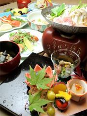 日本料理 だいえい_鵜飼と合わせて堪能 長良川グルメ_写真
