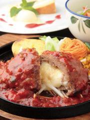 ハンバーグのお店 ダゼリオ_ガッツリ食べたい! スタミナ料理特集_写真