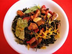 中国麺菜茶館 龍鳳|健康志向のお店