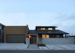 西改田の家