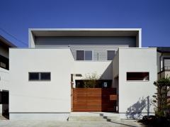 北切石の家