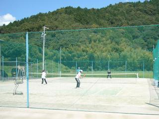 ラ・セーヌ テニススクールの写真