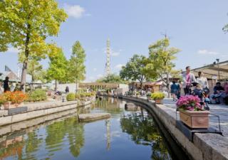 オアシスパーク(河川環境楽園)の写真