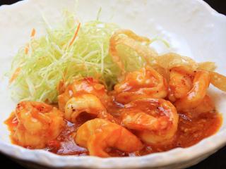 中華料理 にいはおカジュアルランチ_写真