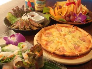 RESORT DINING MAHALO_写真