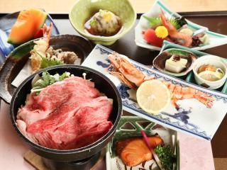 お料理家まごろく_旬を楽しめる宴会・会席料理は11品3,600円~