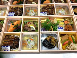 だいえい特製弁当…5,000円|写真は、5,000円の一例です。