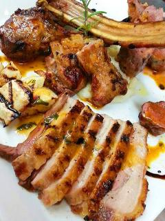 Kitchen GRATO_季節限定の天然ジビエ料理