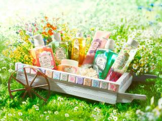 ヒロセヤ La Beaute & Ai_世界中の花々やハーブをあつめて生まれた IGNIS GARDEN~イグニス ガーデン~
