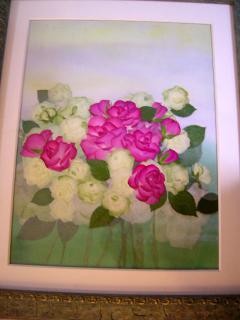 ショップ&サロン花*花_思い出のお花を押し花加工