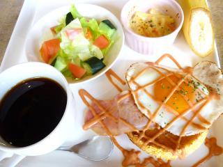 cafe Noah_イングリッシュマフィン