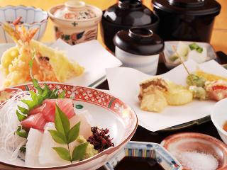 天ぷら 旨いもん 徳やの写真3