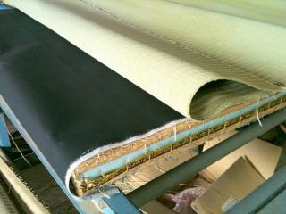 【畳】新畳はすべて炭シート入り!|田宮製畳の新畳は全てい草の下に炭シート入り(特価商品対象外)!炭シ...