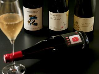 Du bon temps_こだわりのワインで乾杯!