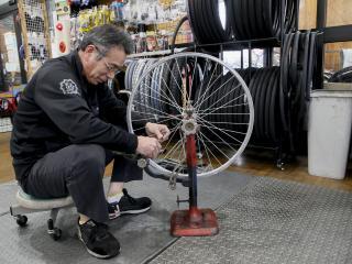 ミヤザキサイクル_自転車のトータルサポート